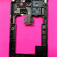LG L60 x135 dual задняя часть корпуса(без комплектующих) б/у
