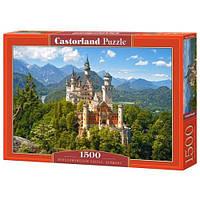 Пазлы Castorland Нойшванштайн С-151424, 1500 элементов