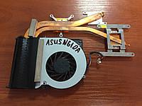 ASUS N61DA система охлаждения