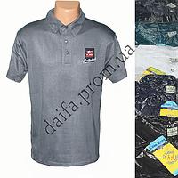 Мужская котоновая футболка AN12m (в уп. до 5 разных расцветок) оптом со склада в Одессе