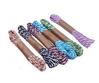 Канат (шнур,веревка) декоративный Двухцветный бумажный набор 6 шт/уп