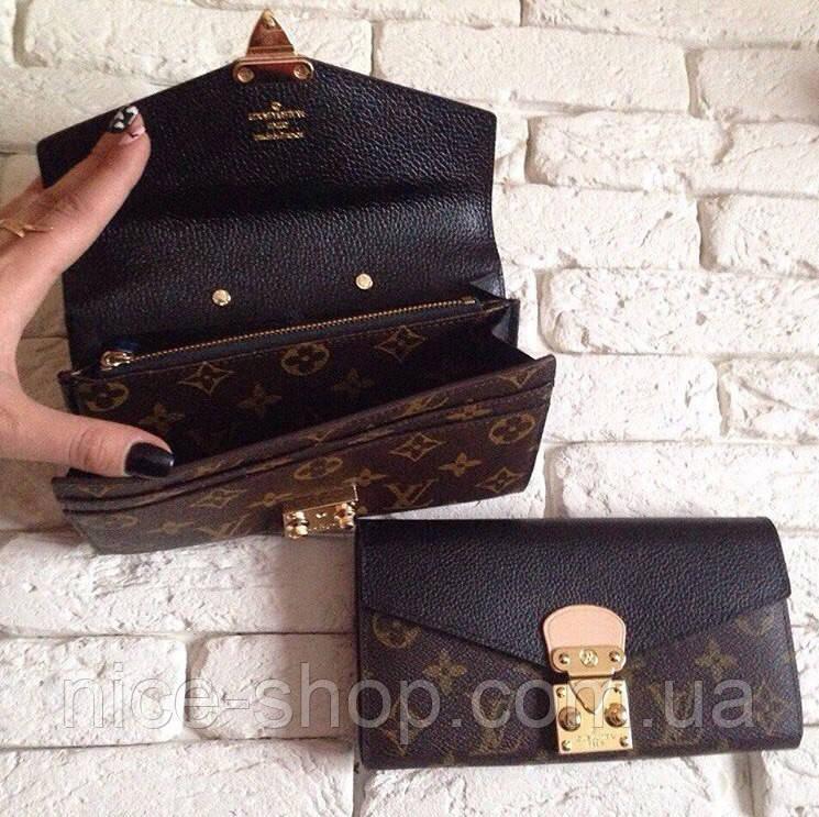 Кошелек Louis Vuitton в коробке с замком, фото 2
