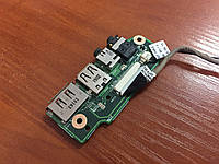 ASUS N61DA Плата USB-Audio