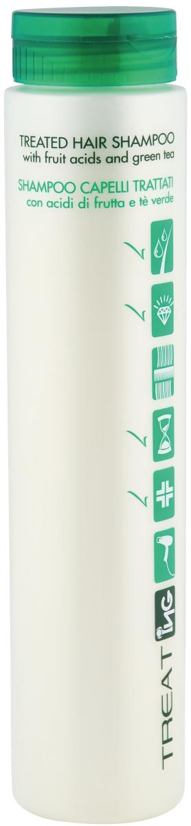Шампунь для поврежеденных волос ING 250 мл.