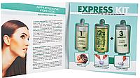 Набор для шокового восстановления волос ING 3 х 10мл
