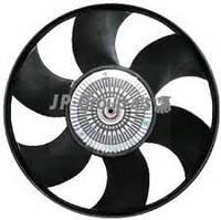 Гидромуфта+вентилятор 2.5TDI Volkswagen Сrafter + Sprinter 2.2CDI JP GROUP