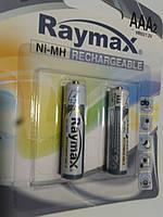 Аккумулятор (2шт.) Raymax HR3 1.2V 1100mAh Ni-MH AAA