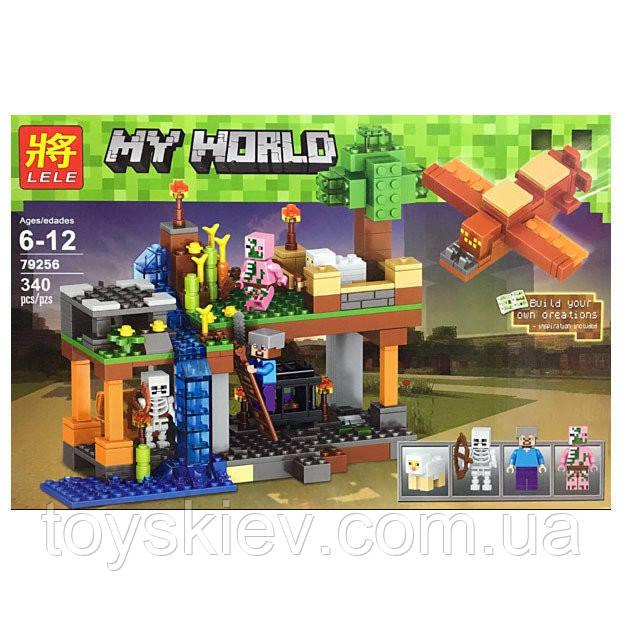 """Заказывайте Конструктор Minecraft 79256 """"Воздушная Гавань ..."""