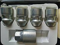 Cекретный болт конусМ14х1,5х45под кл.17 FARAD ауди, мерседес, бмв, шкода, сеат, порше и др.