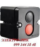 Пост кнопочный ПКЕ 722-2 IP54