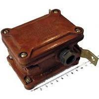 Выключатель ВКМ 1;2  ~660V 2.5A -400V 2.5A 1У ExdIIBT6
