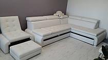 Андрей, г.Изюм (диван, кресло и пуфик MG-01) 1