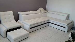 Андрей, г.Изюм (диван, кресло и пуфик MG-01)