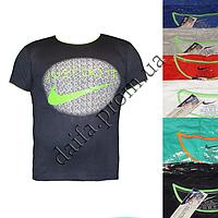 Мужская котоновая футболка T8k (в уп. до 5 разных расцветок) оптом со склада в Одессе