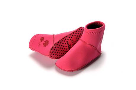 Носки для бассейна и пляжа Paddlers, Цвет: Fuchsia Pink, L/ 12-24 мес, фото 2