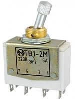 Выключатель ТВ 1-2М, Тумблер ТВ 1-2М
