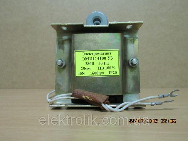 Электромагнит ЭМИС 4100 110В