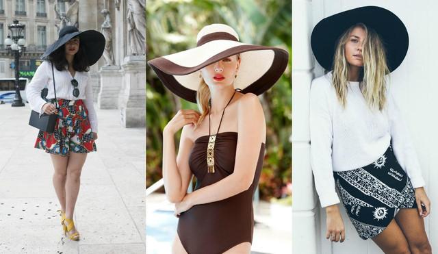 Летние головные уборы купить широкополые шляпы женские лен