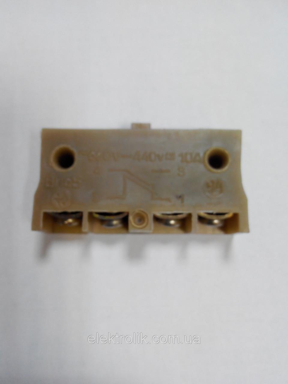 Выключатель путевой ВП 65 2111 микропереключатель