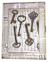 """Ключница """"Ключи"""" (25,5х19,5х5,5 см.)"""