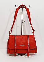 Красная женская сумка Batty 1701