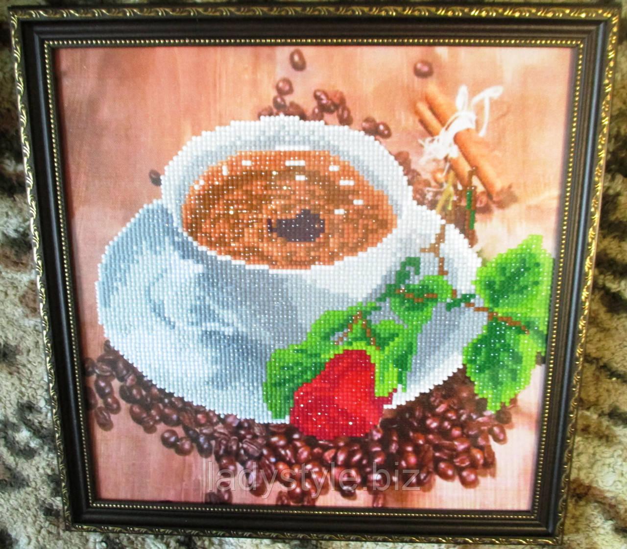 """Картина  """"Любимый напиток"""" от студии LadyStyle.Biz"""