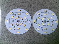 Подложка со светодиодами 9Вт, 1000lm