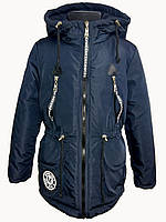 Куртка демисезонная парка на девочку 53552