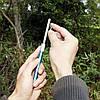 Точилка для ножей карманная, алмазная. Туристу, охотнику, рыболову., фото 7