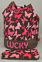 Комплект Zibi LUCKY: сумочка для сменки и пенал, фото 1