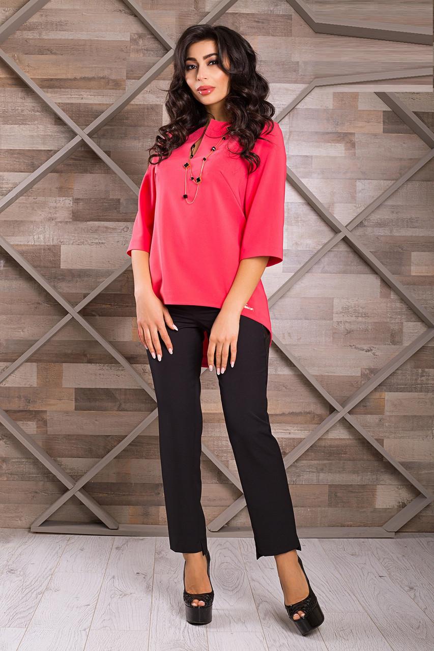 Женская удлиненная блуза Avantazh 42–46р. в расцветках