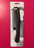 Расчёска для стрижки и укладки волос EAGLE FORTRESS TOURMALINE JF0246 IONIC ANTI-STATIC
