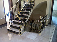 Изготовление лестниц из мрамора, гранита, фото 1