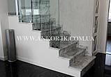 Изготовление лестниц из мрамора, гранита, фото 3