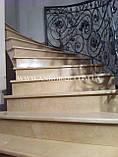 Изготовление лестниц из мрамора, гранита, фото 4