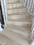 Изготовление лестниц из мрамора, гранита, фото 5