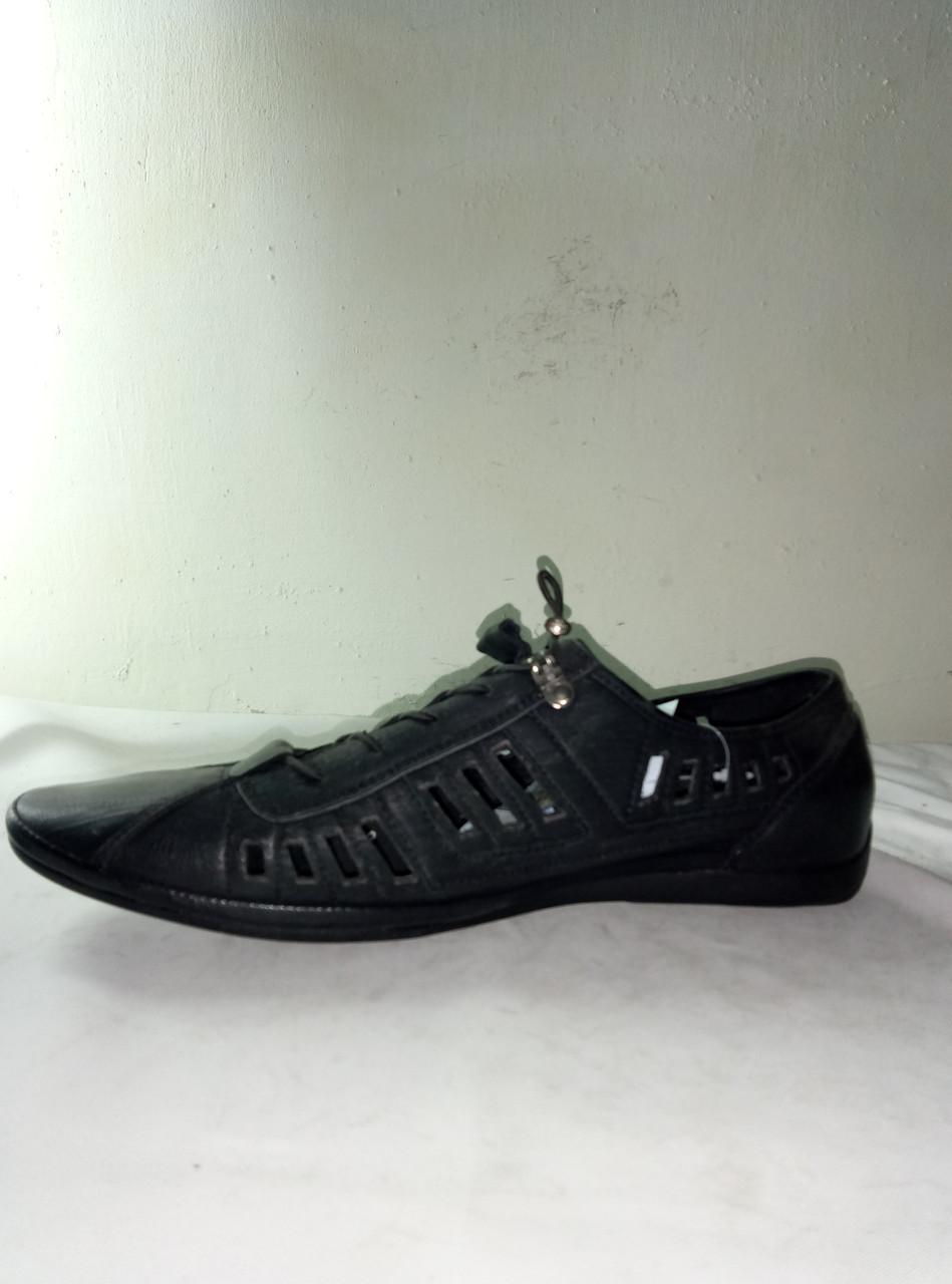 Туфли мужские летние DEARFION