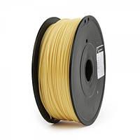 Пластиковый материал филамент gembird ff-3dp-abs1.75-02-y для 3d-принтера abs 1.75 мм жёлтый