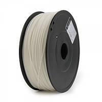 Пластиковый материал филамент gembird ff-3dp-abs1.75-02-w для 3d-принтера abs 1.75 мм белый