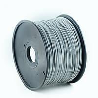 Пластиковый материал филамент gembird 3dp-abs1.75-01-gr для 3d-принтера abs 1.75 мм серый