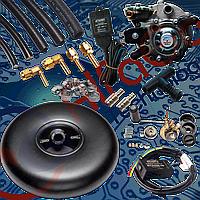 Комплект ГБО 2 Tomasetto для инжекторных автомобилей