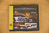Диск для Playstation, игра Need For Speed 5in2