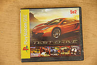 Диск для Playstation, игра Test Drive 5in2