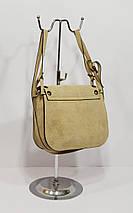 Женская замшевая сумка Laura Biaggi 29-96, фото 3