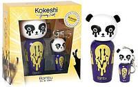 Подарочный набор Kokeshi Bambu (EDT 50 ml+брелок EDT 5 ml)