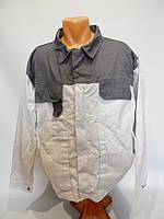 017М Куртка мужская рабочая демисезон р.52
