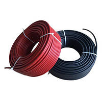 PV кабель 6 мм2 для солнечных батарей