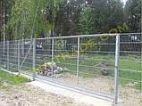 Панельная заборная сетка для дачи, фото 5
