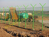 Панельная заборная сетка для дачи, фото 7