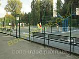 Панельная заборная сетка для дачи, фото 2